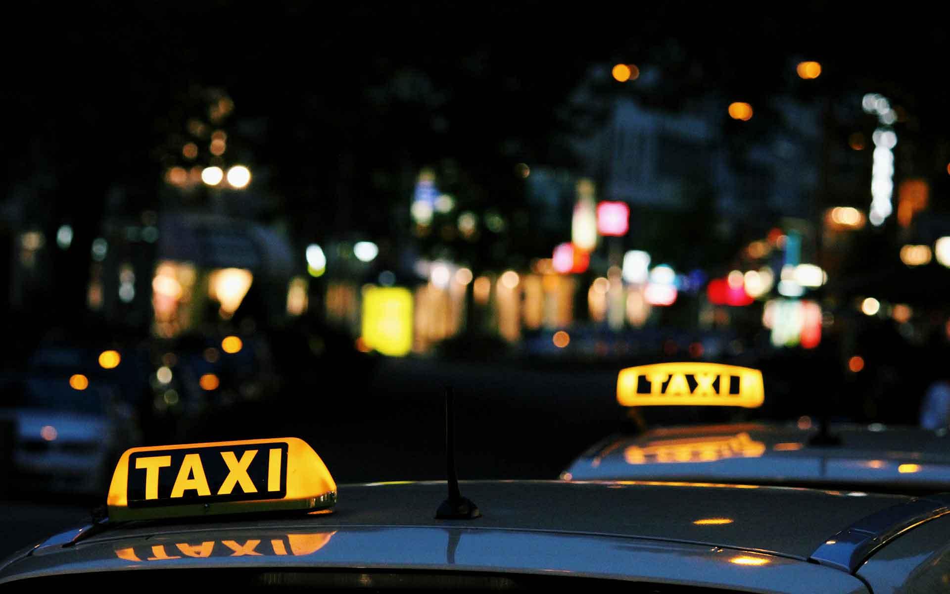 Fahrverbot für Taxifahrer