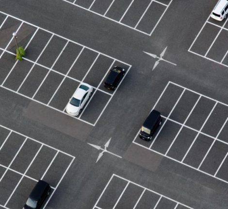 Einhaltung von privaten Parkbedingungen