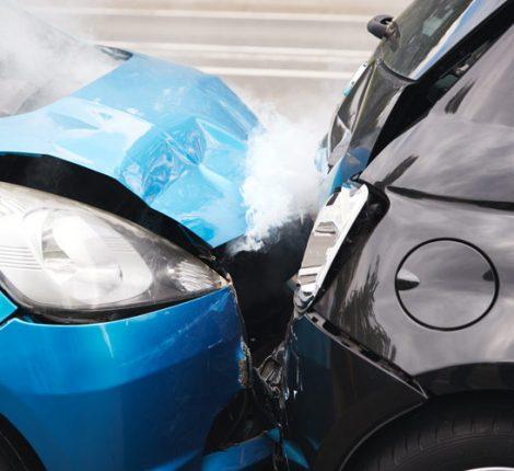 Haftungsverteilung bei Unfall auf der Autobahn
